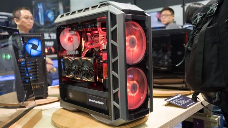 Компьютер, готовый для HTC Vive Pro