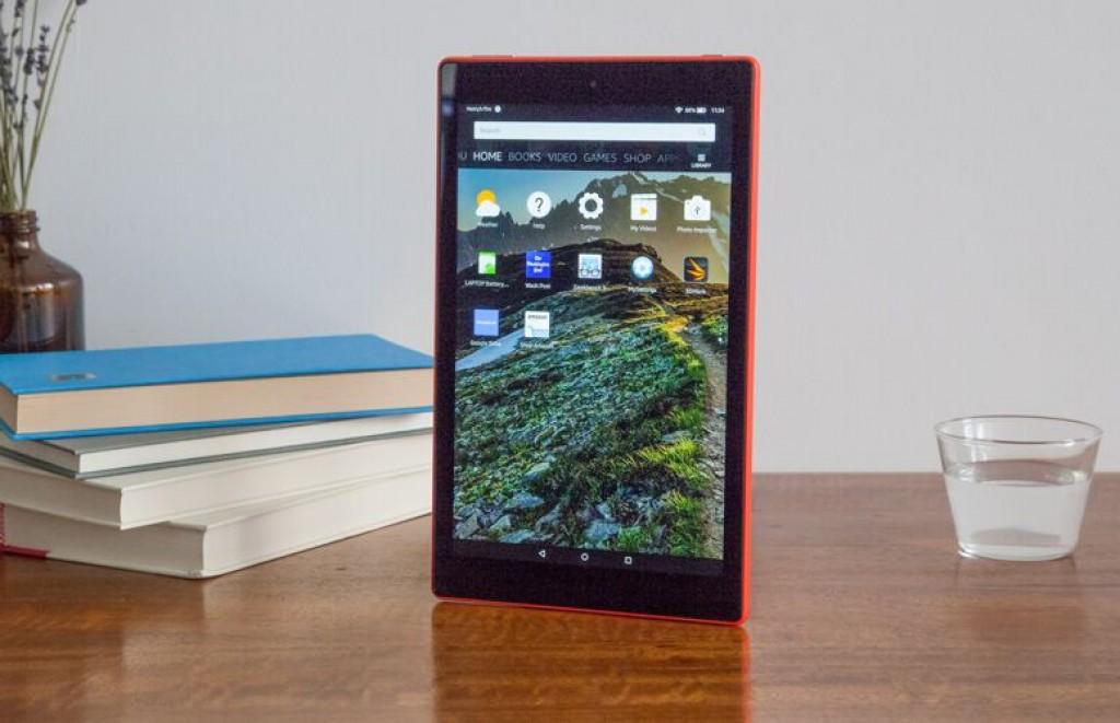 Лучший планшет - Amazon Fire HD 10