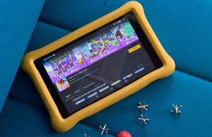Лучший планшет - Amazon Fire HD 8 Kids Edition