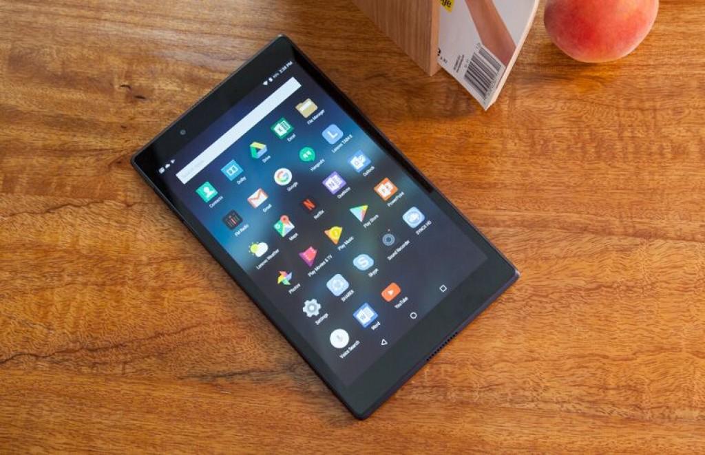 Лучший планшет - Lenovo Tab 4