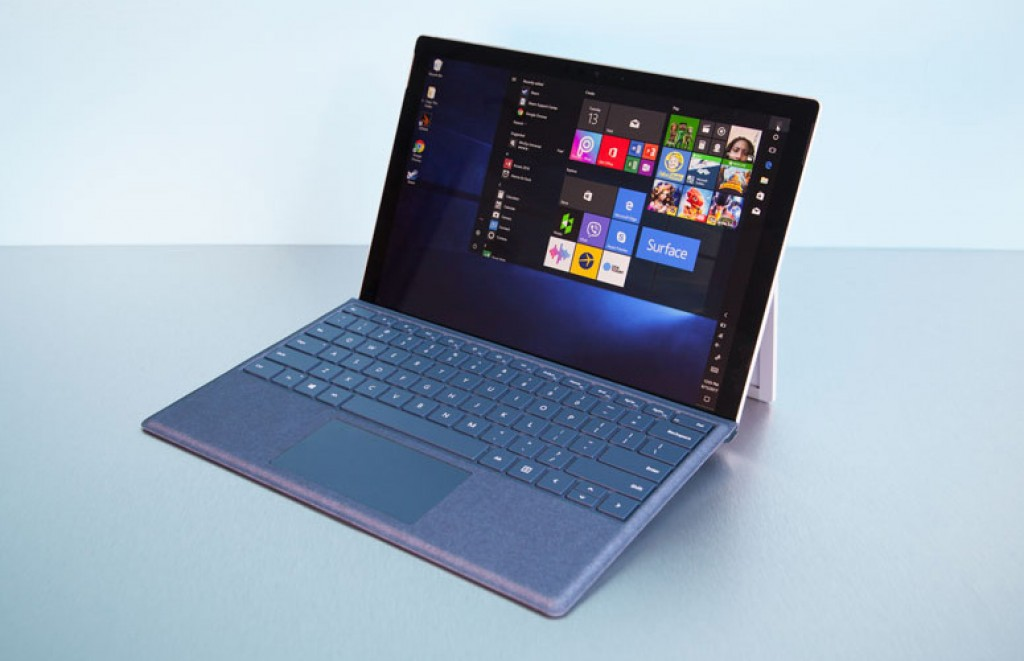 Лучший планшет - Microsoft Surface Pro
