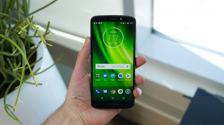 Обзор Moto G6 Play