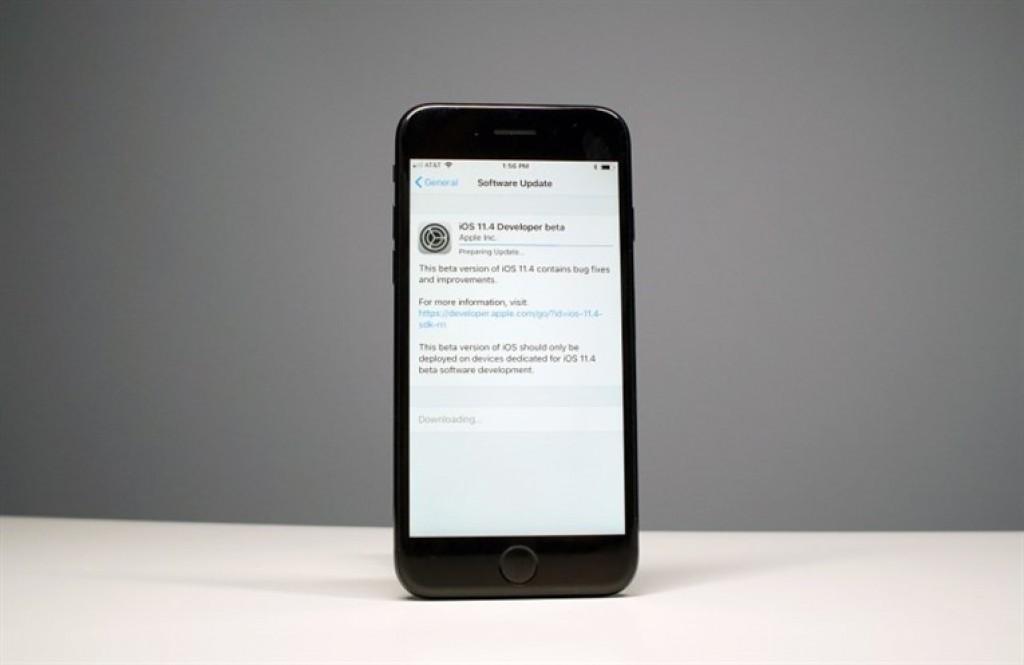 Обновление iOS 11.4