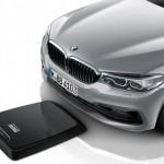 Беспроводная зарядка BMW