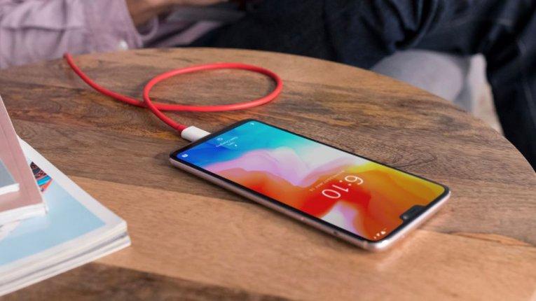 Зарядка OnePlus 6