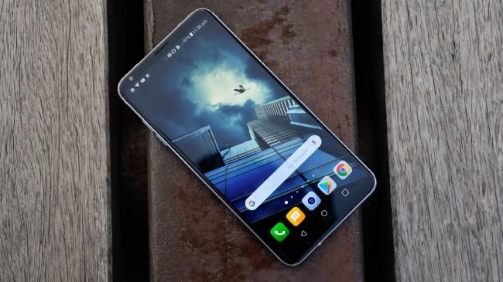 Игровой смартфон - LG V30
