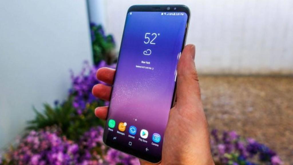 Игровой смартфон - Samsung Galaxy S8