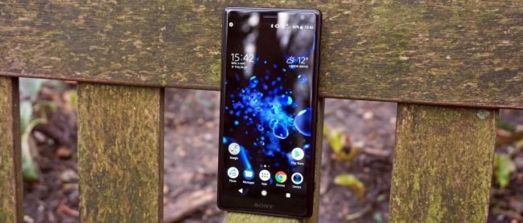 Игровой смартфон - Sony Xperia XZ2