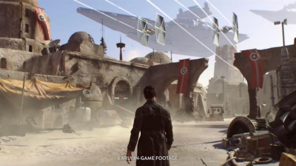 Игры EA на E3 2018