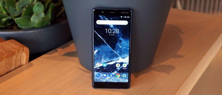 Обзор Nokia 5 (2018)