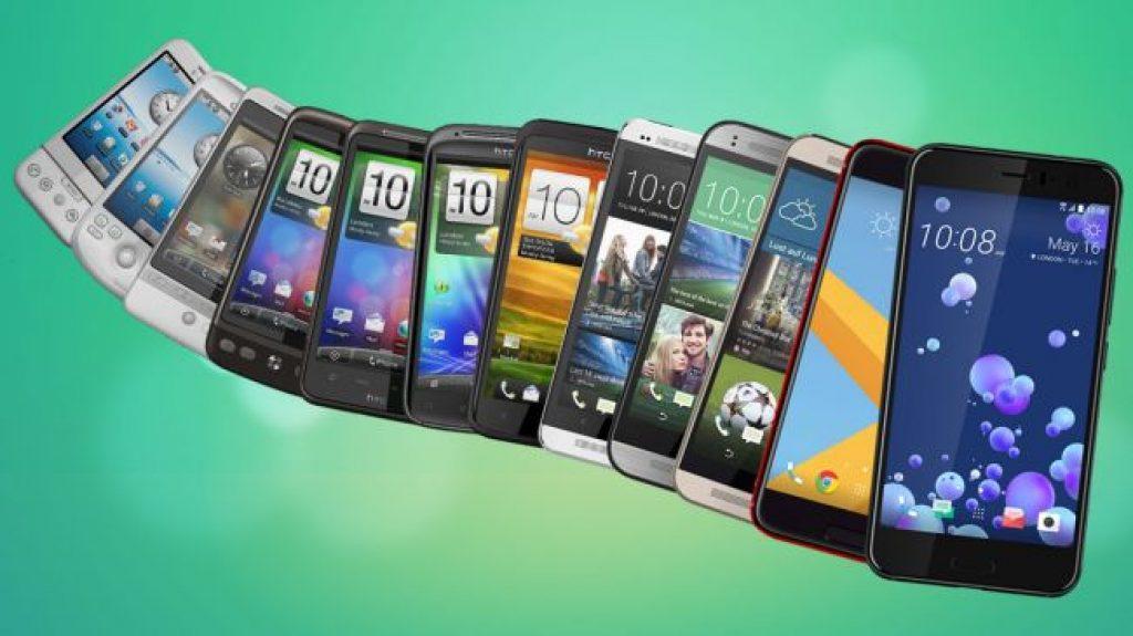Серия смартфонов HTC