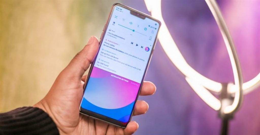 Смартфон LG G7 ThinQ