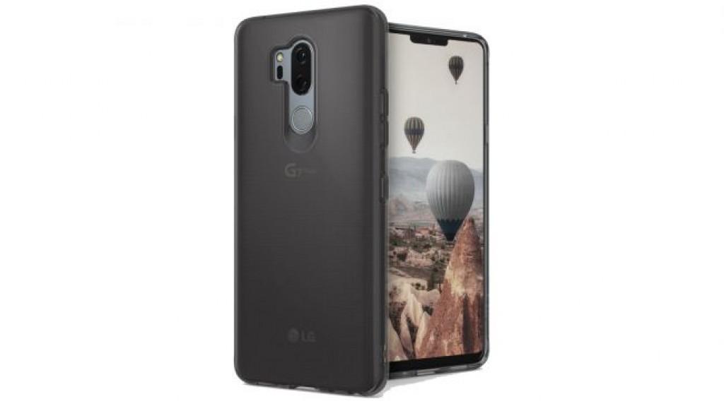 Чехол LG G7 ThinQ - Ringke Scratch-resistant TPU