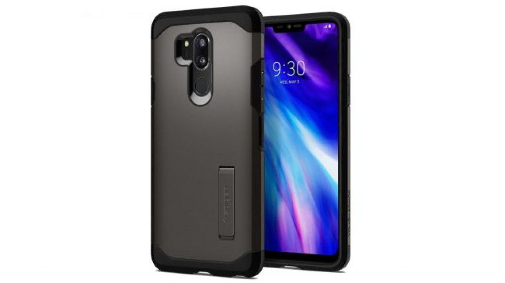 Чехол LG G7 ThinQ - Spigen Tough Armor