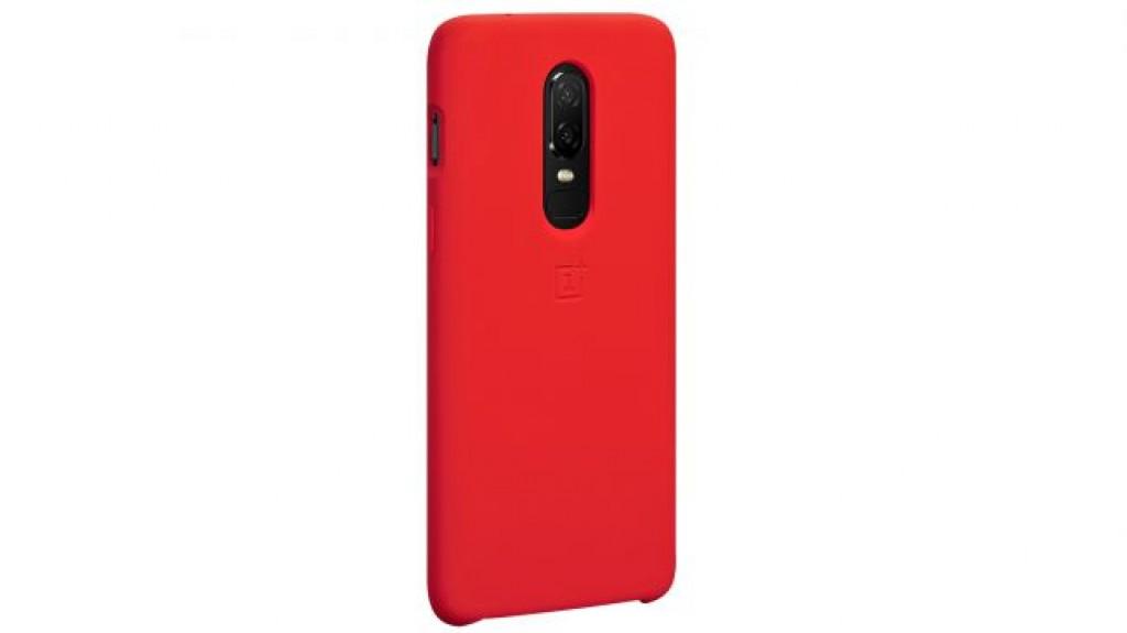 Чехол OnePlus Silicone Protective