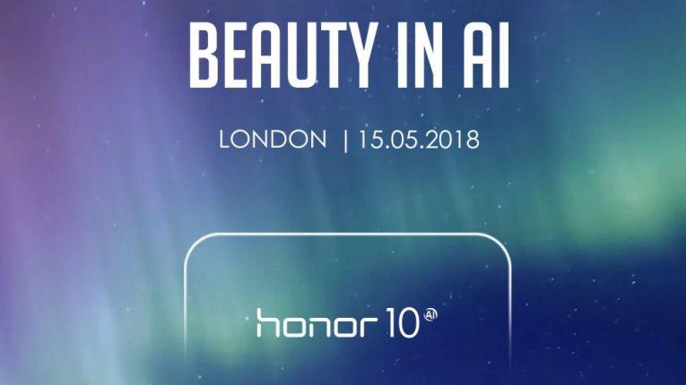 Honor 10 - Приглашение на релиз