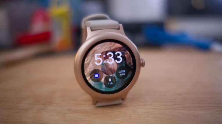 LG Sport Watch