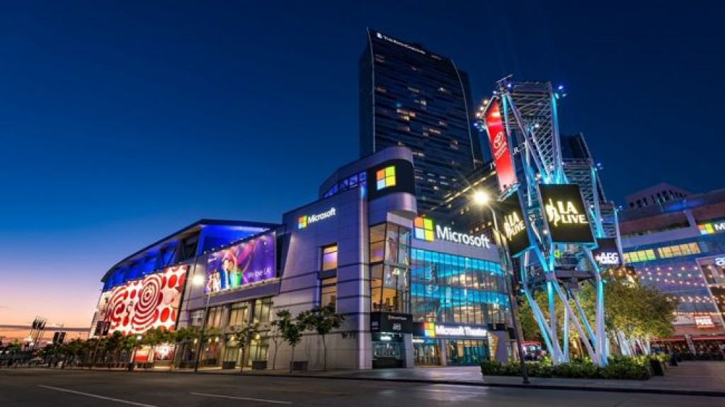 Microsoft Theater - E3 2018