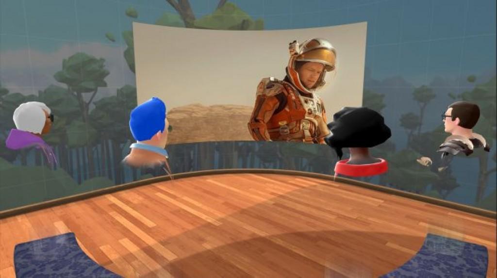 Oculus Go - Oculus Rooms