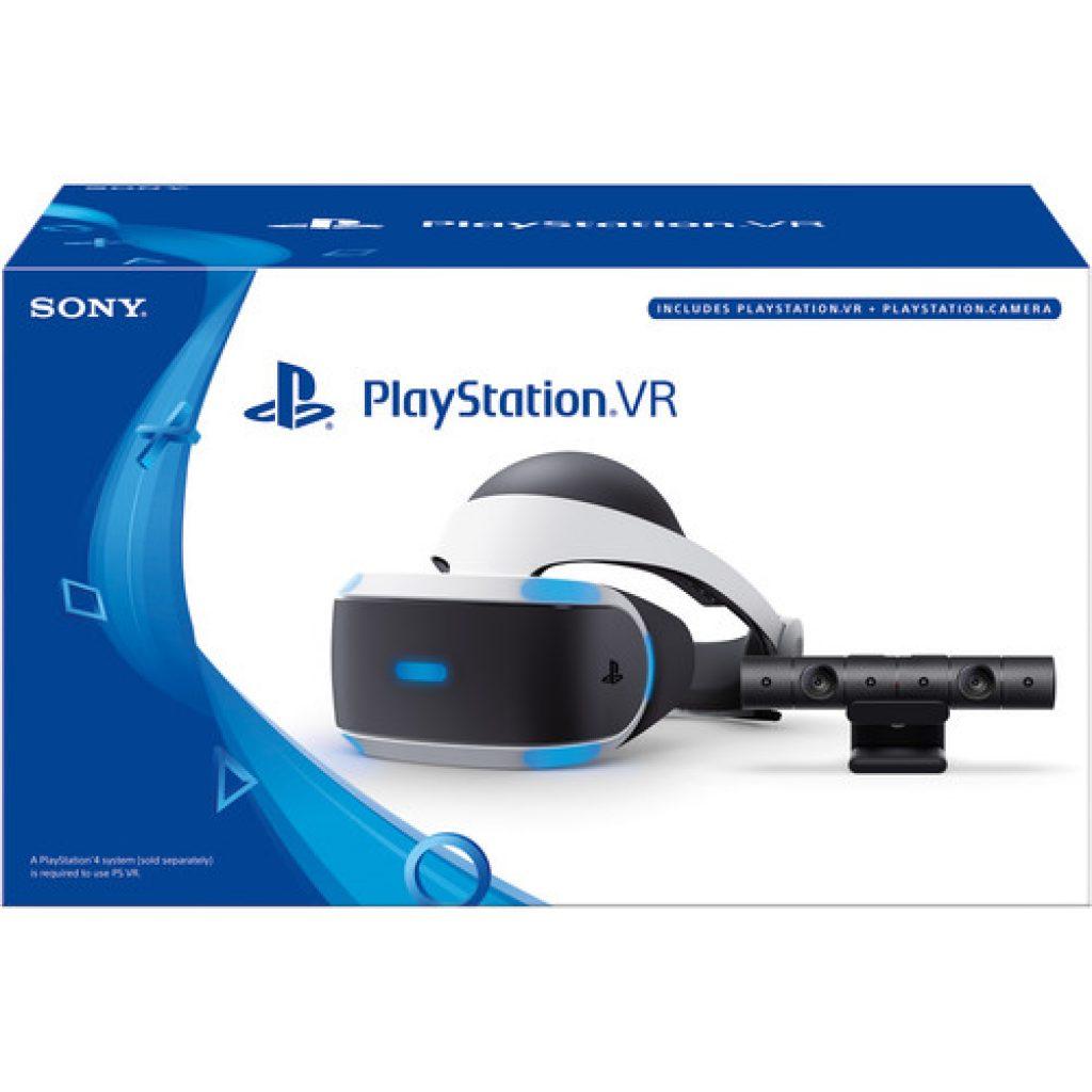 Коробка PlayStation VR 2