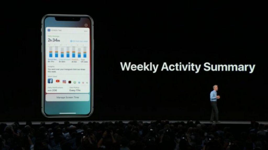 Обновление iOS 12 - Поведение смартфона
