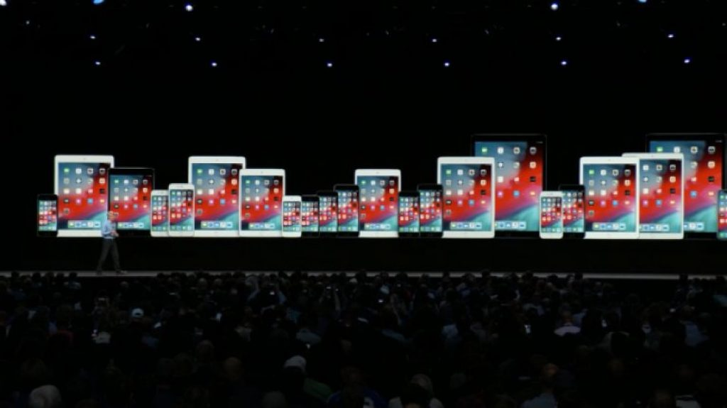 Обновление iOS 12 - Поддержка старших устройств