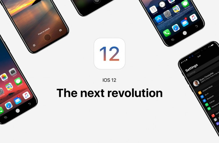 Обновление iOS 12
