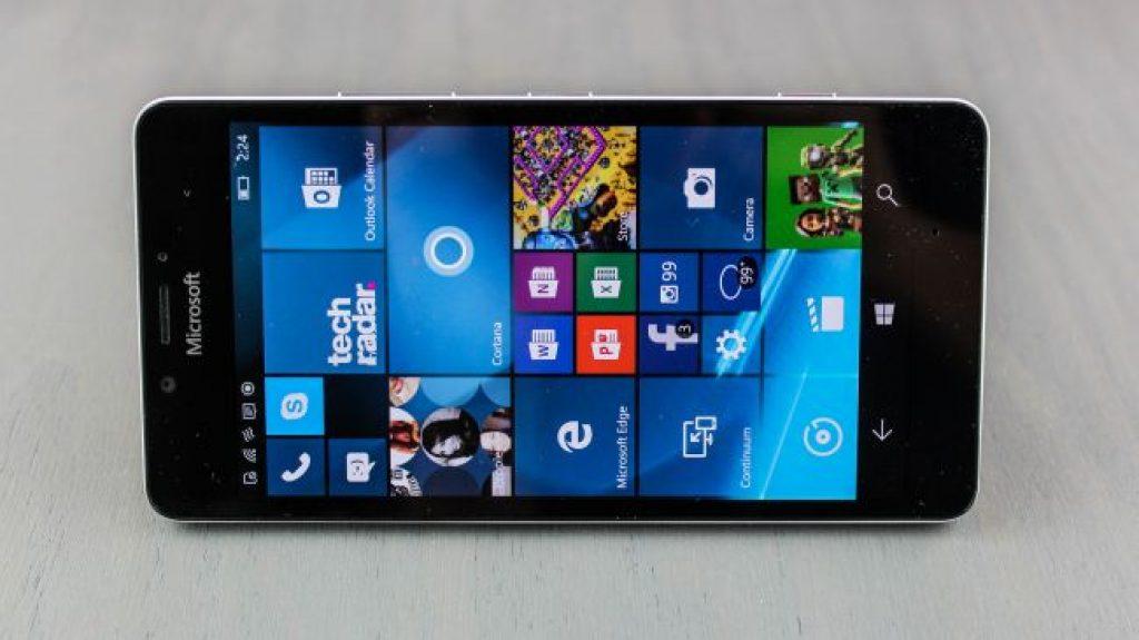 Смартфон для работы - Microsoft Lumia 950