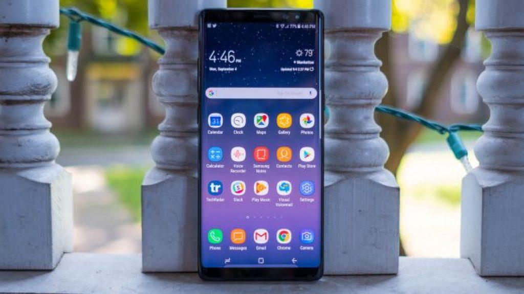 Смартфон для работы - Samsung Galaxy Note 8