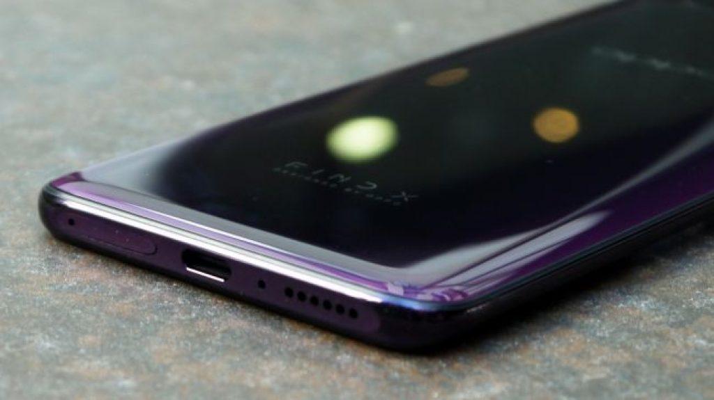 Смартфон Oppo Find X