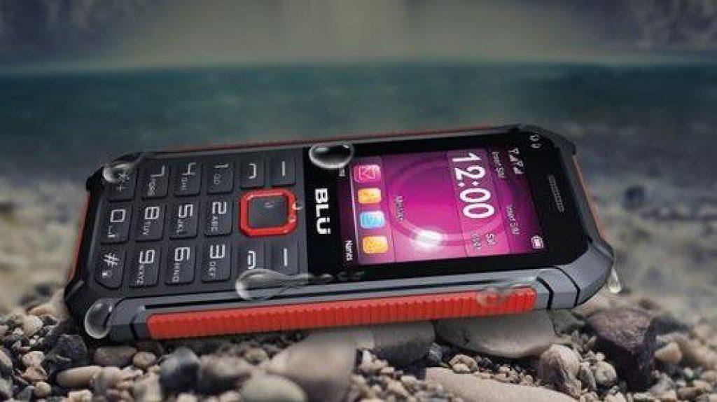 Телефоны для детей - Blu Tank Xtreme 2.4