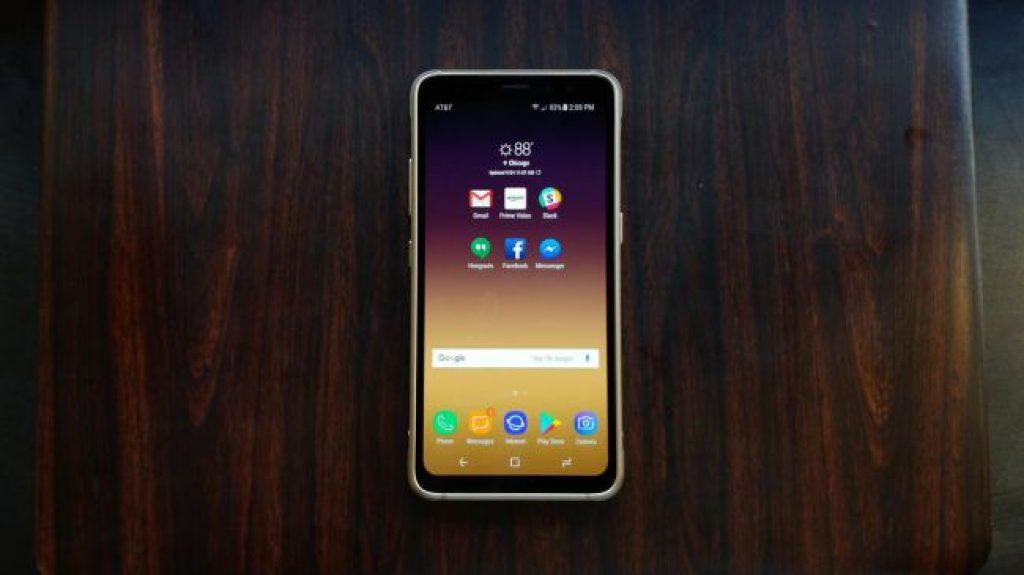Телефоны для детей - Galaxy S8 Active