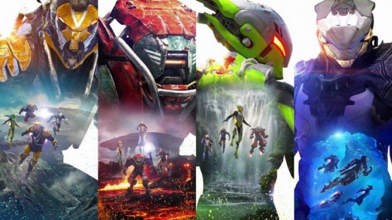 Трейлеры E3 2018