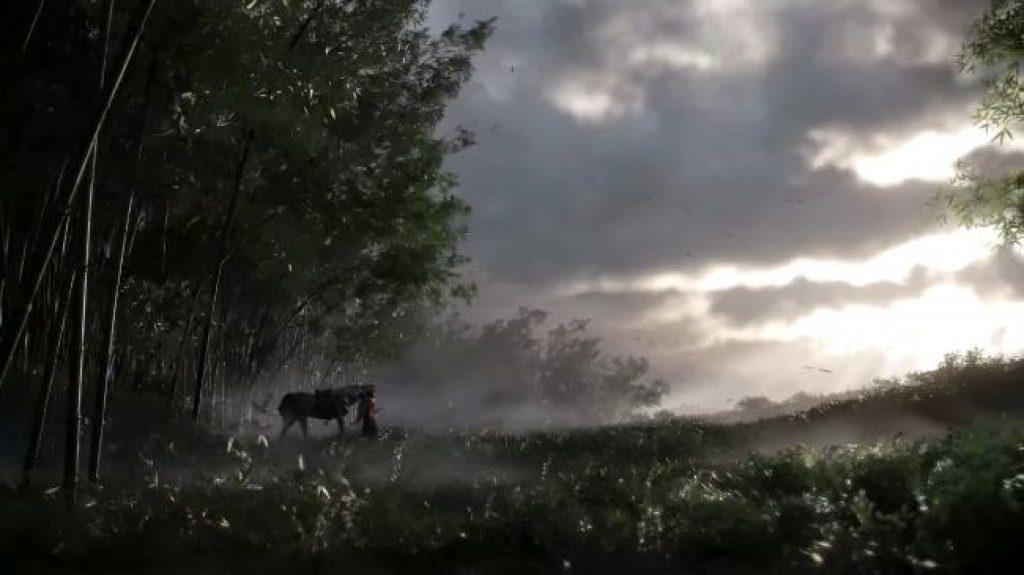 Ghost of Tsushima на E3 2018
