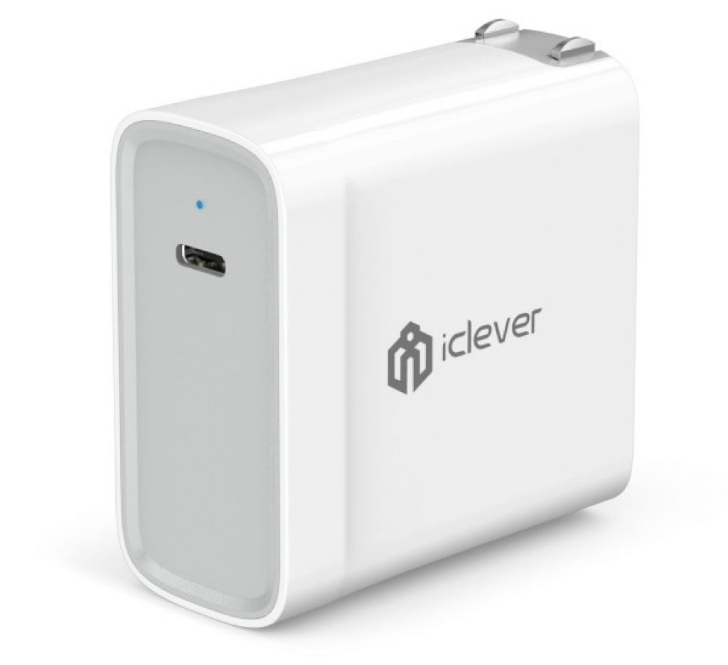 iClever BoostCube 39w Dual Travel Charger