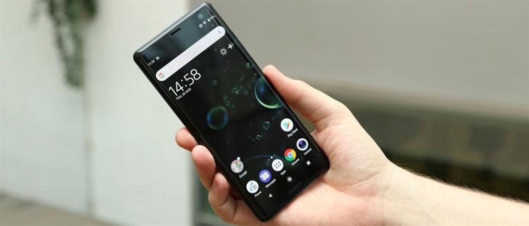 Обзор Sony Xperia XZ3