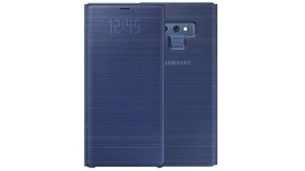 Официальный чехол для Samsung Galaxy Note 9 - LED View Cover