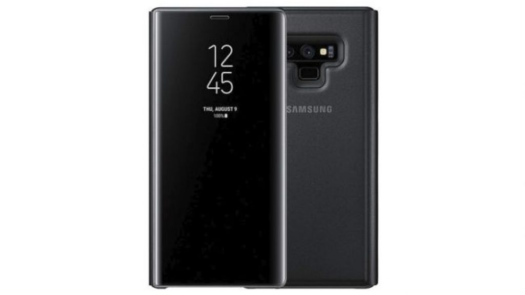Официальный чехол Clear View Standing Case для Samsung Galaxy Note 9
