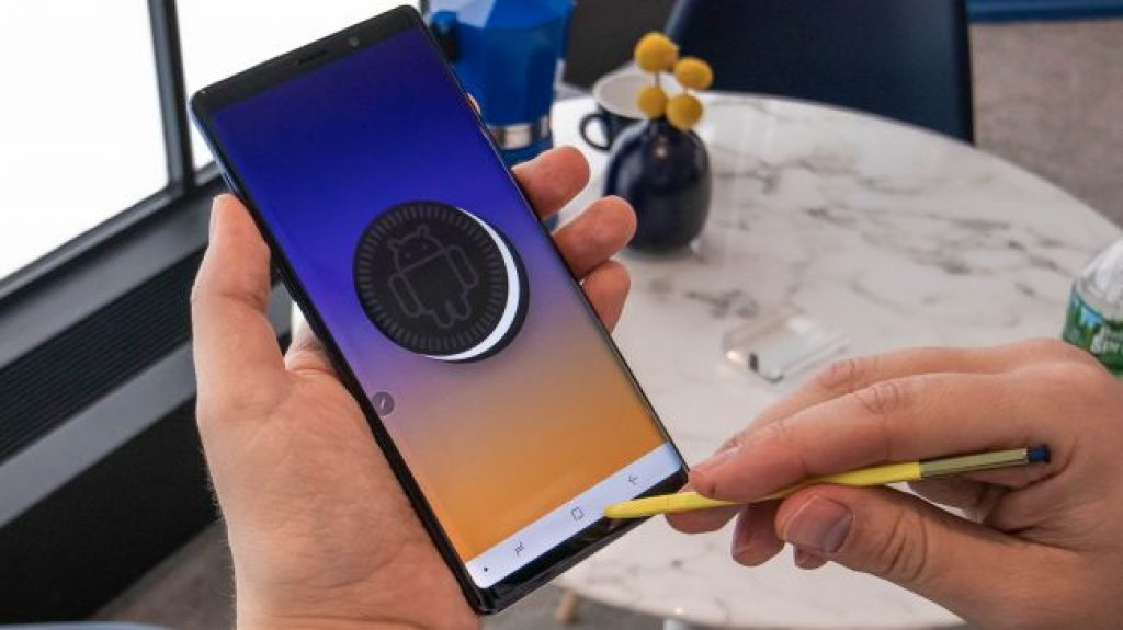 Смартфон Samsung Galaxy Note 9