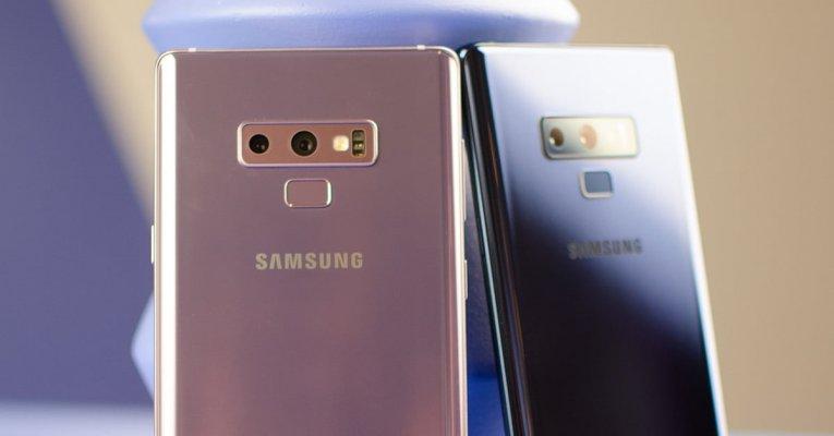 Смартфон Samsung Galaxy Note 9