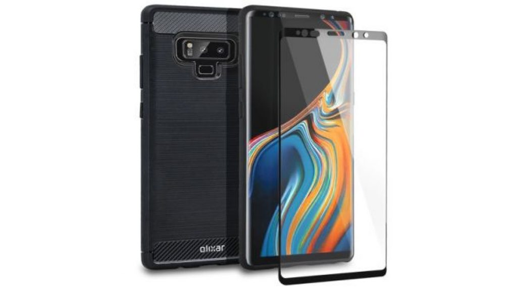 Чехол Olixar Sentinel для Samsung Galaxy Note 9