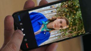 Пример фотографии iPhone XS