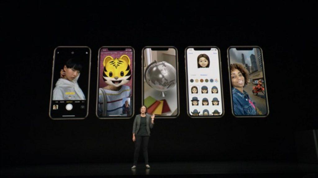 Сравнение - iPhone XS