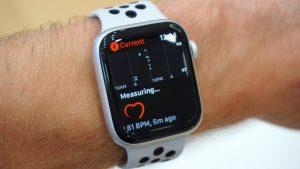 Apple Watch 4 - Функция ЭКГ