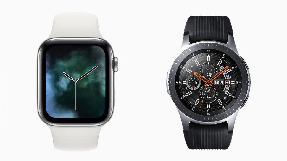 Apple Watch 4 против Samsung Galaxy Watch