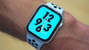 Apple Watch 4 Nike +