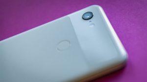 Камера Google Pixel 3 XL