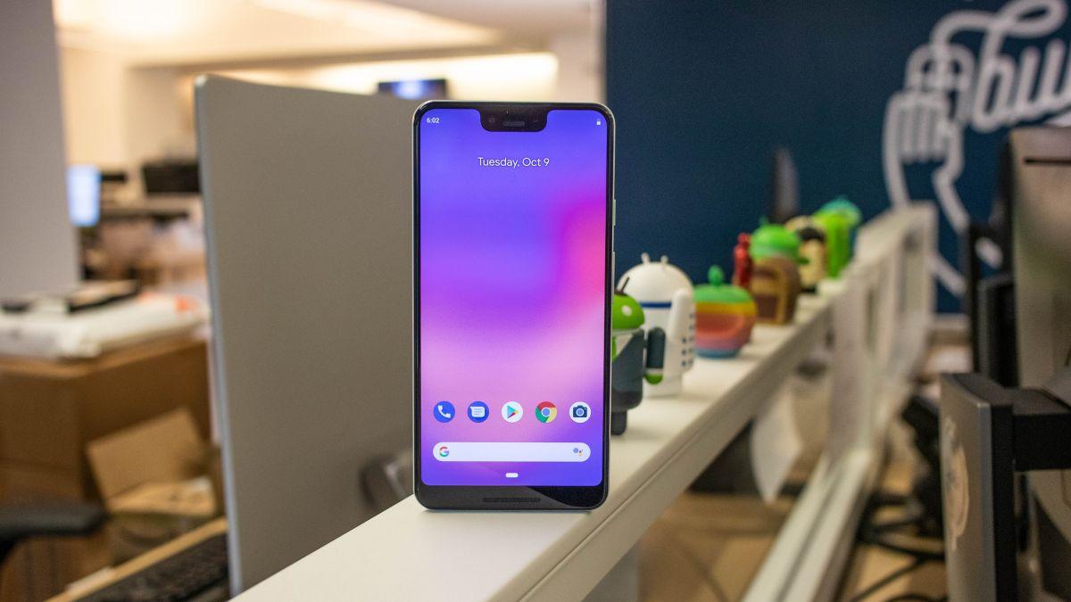 Обзор Google Pixel 3 XL