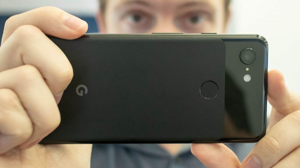 Проблемы с фотографиями на Goolge Pixel 3