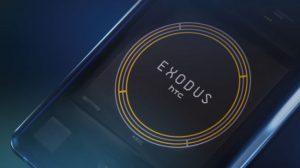 Смартфон HTC Exodus 1